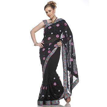 اضغط على الصورة لعرض أكبر  الاســـم:indian-sari-105.jpg المشاهدات:312 الحجـــم:18.8 كيلوبايت الرقم:24263