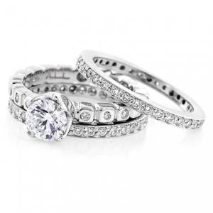 اضغط على الصورة لعرض أكبر  الاســـم:Wedding-Bands-Ladies-14k-White-Gold-Pave-Designer-Wedding-Ring-big2956[1].jpg المشاهدات:708 الحجـــم:8.8 كيلوبايت الرقم:48162