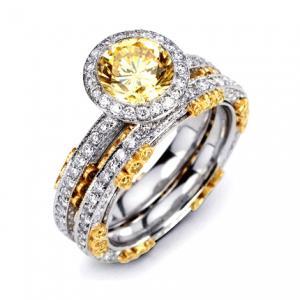 اضغط على الصورة لعرض أكبر  الاســـم:Wedding-Bands-Ladies-Platinum-Tubetto-TY9-Yellow-by-Danhov-Designer-Wedding-Ring-big1679[1].jpg المشاهدات:260 الحجـــم:12.1 كيلوبايت الرقم:48169