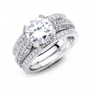 اضغط على الصورة لعرض أكبر  الاســـم:Meno-Collection-Ladies-18K-White-Gold-ME23-by-Danhov-Designer-Wedding-Set-big02039[1].jpg المشاهدات:300 الحجـــم:11.2 كيلوبايت الرقم:48174
