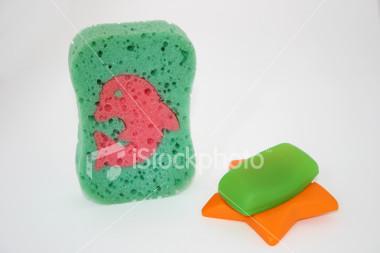اضغط على الصورة لعرض أكبر  الاســـم:ist2_208708-bath-sponge-and-soap[1].jpg المشاهدات:671 الحجـــم:22.2 كيلوبايت الرقم:52575