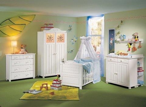 غرف نوم للاطفل متنوعة