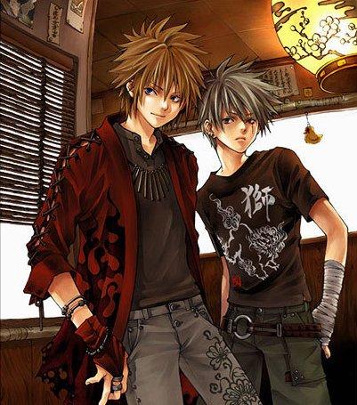 اضغط على الصورة لعرض أكبر  الاســـم:1216142216_anime_boys[1].jpg المشاهدات:89043 الحجـــم:60.0 كيلوبايت الرقم:72159