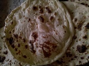 الرقاق او خبز المخبزة اليمني