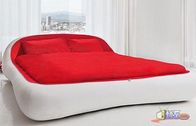 سرير يمكن تغير لونه