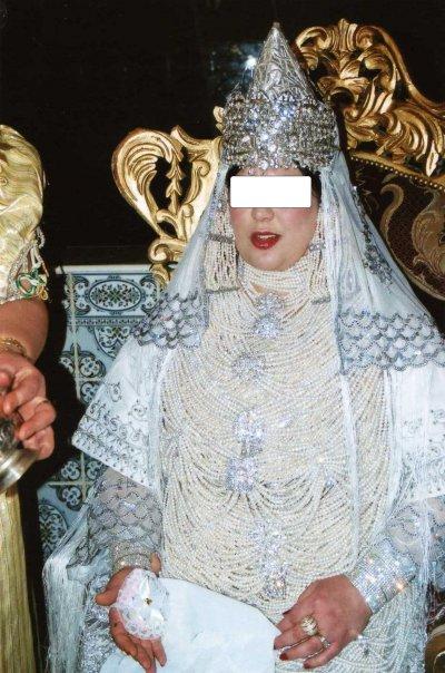 تصديرة العروس الغرب