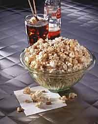 سكر بني كاسة زبدة 1\/2 كأس (corn syrup) إذا لم