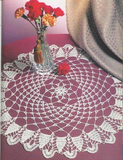 crochet فيها حوالي 81 صفحة موديلات و باترونات مختلفة و